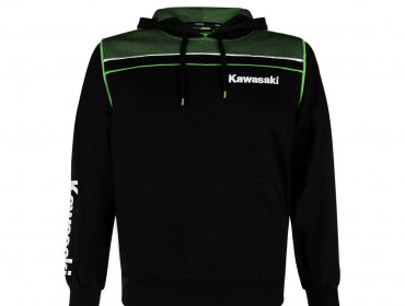 KAWASAKI  SWEAT SPORTS HOODY